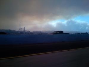 Magic Mountain Wildfire