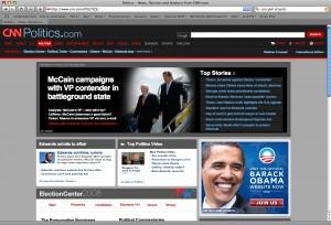 CNN Backs Obama